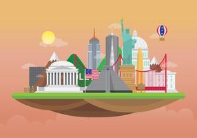 Famous United States Landmark