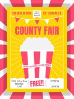 Awesome County Fair Vectors