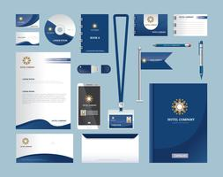Luxushotel Corporate Identity