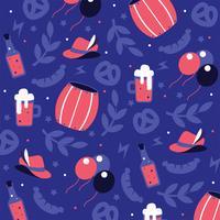 Design vectoriel Oktoberfest