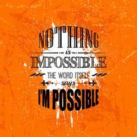 Grunge typografie achtergrond