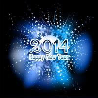 Feliz ano novo fundo
