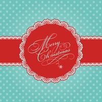 Weihnachts-Tupfenhintergrund