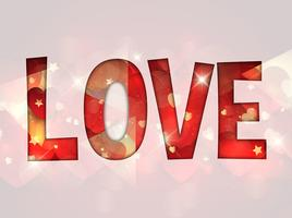 Liefde achtergrond