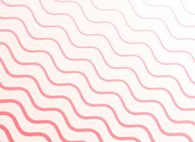 smooth pink wavy pattern background