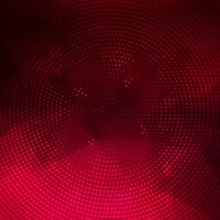 Modern colorful polygon dots background