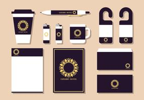 Lyxhotell Corporate Identity