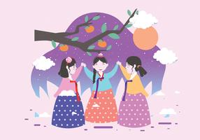 Happy-chuseok-vector