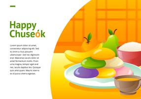 Happy Chuseok Greeting