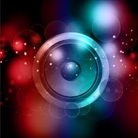 abstract speaker background