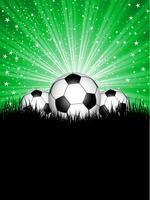 Fotboll Bakgrund