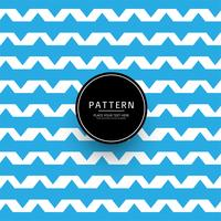 Modern blue geometric pattern background