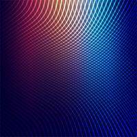 Abstract creative colorful geometric lines design vector