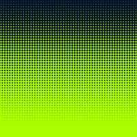 Abstract bright green halftone background