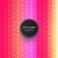 Fundo abstrato decorativo colorido padrão floral