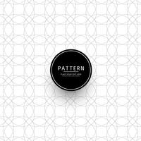 Modern pattern background vector