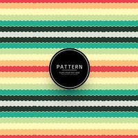 Design de fundo abstrato colorido padrão criativo