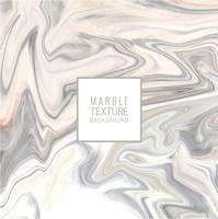 Fondo de vector de textura de mármol realista