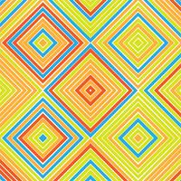 Modern colorful geometric pattern background vector