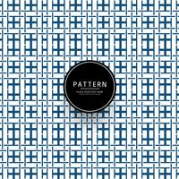Modern geometric pattern background design