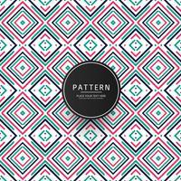 Fondo de patrón geométrico colorido abstracto