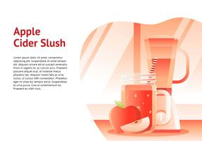 Apple Cider Slush Recipe