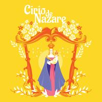 Our Lady of Nazareth or Cirio de Nazare