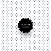 Modern geometric dotted pattern elegant background