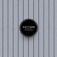 Modern geometric pattern design vector