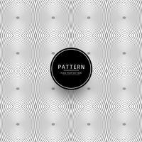 Fond de motif géométrique créatif élégant