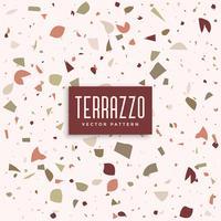 terrazzo marmeren vloer patroon achtergrond