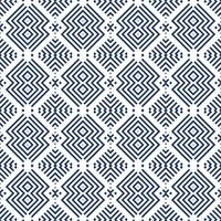 Modern geometric pattern background vector
