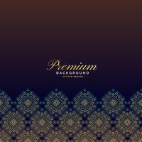 premium vintage luxury background design
