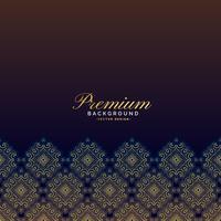premium vintage luxury background design