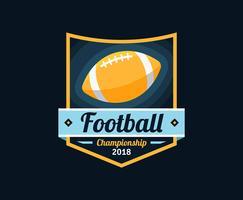 Emblèmes de football américain