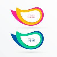 diseño de símbolo de estilo paisley abstracto