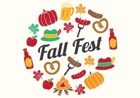 Fall Fest Design Elements