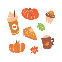 Sweet Pumpkin Spice Food