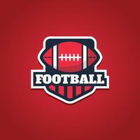 American Football-Emblem