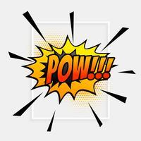 símbolo de bolha de expressão de discurso em quadrinhos