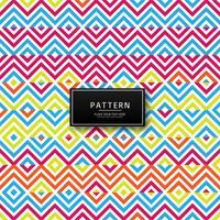 Fundo abstrato colorido padrão geométrico