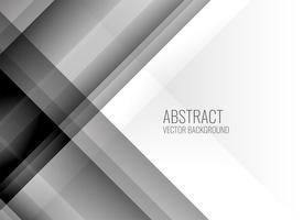 Arrière-plan de lignes abstraites gris propre
