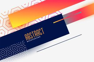 geometric background design in abstract style