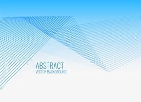 lignes géométriques abstrait bleu