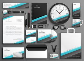 business stationery collateral set for your brand