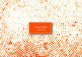 Abstract halftone pattern dotted background