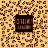 cheetah huidtextuur printpatroon
