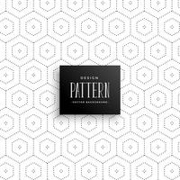 subtle hexagonal dots pattern background