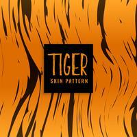 Tiger Muster Haut Textur Design