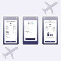 UI Flight Booking